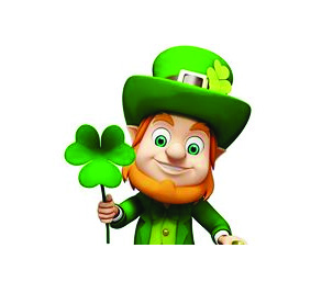 Lucky Leprechauns  Card Image