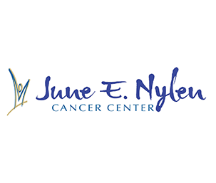 June E. Nylen Cancer Center Card Image