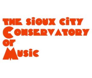 Sioux City Conservatory of Music Card Image