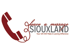 Leave a Message Siouxland